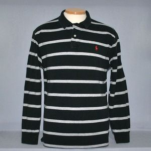 Polo Ralph Lauren Striped Polo Shirt Size Large